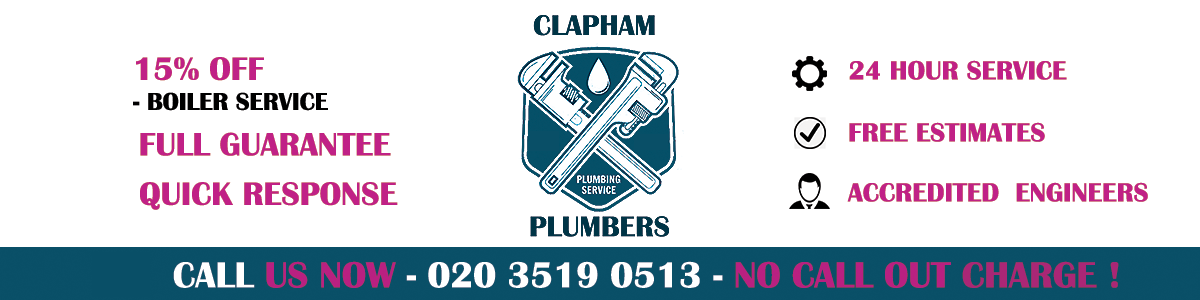Clapham & Stockwell Plumbers (SW4), Plumbing in Clapham & Stockwell, Plumber (SW4), No Call Out Charge, 24 Hour Plumbers Clapham & Stockwell (SW4)
